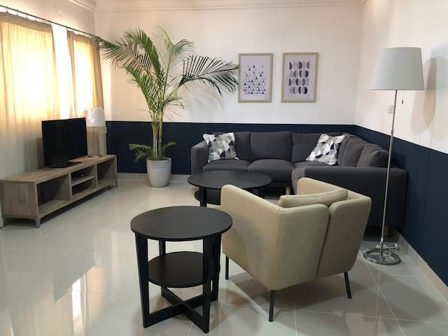Amazing fully furnished apartments at Takoradi