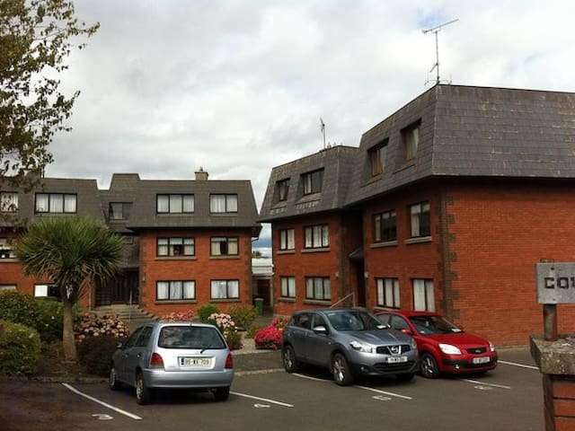 Apartment, centre of Wexford Town.