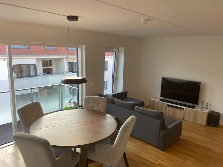 Awesome apartment in center of the city of smiles