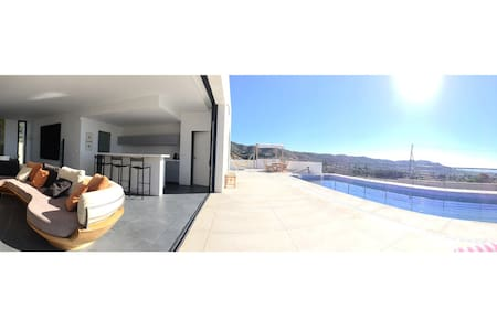 Beautiful Private Villa with Amazing View - Busot