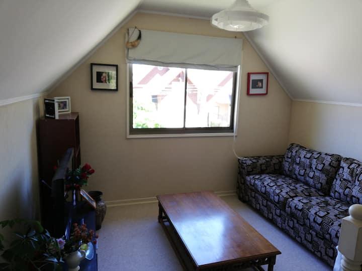 Habitación ideal para descanso y tranquilidad