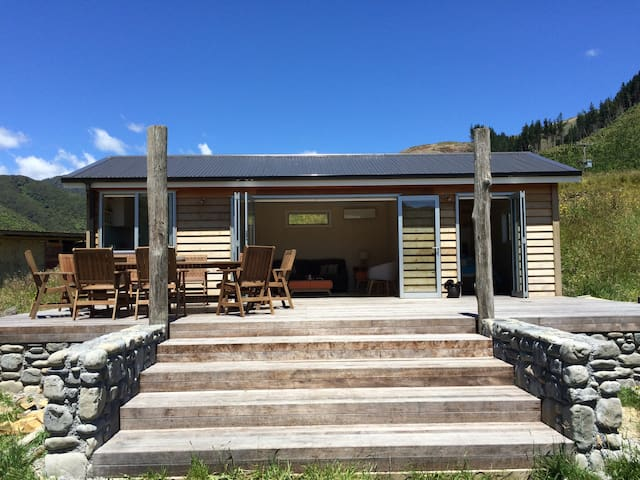 The Cosy Nook, Otaki Forks