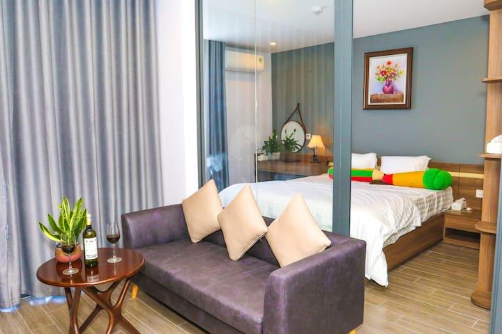 Betania Home Danang Beach, 1bedroom, w balcony