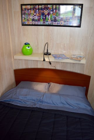 double full bed