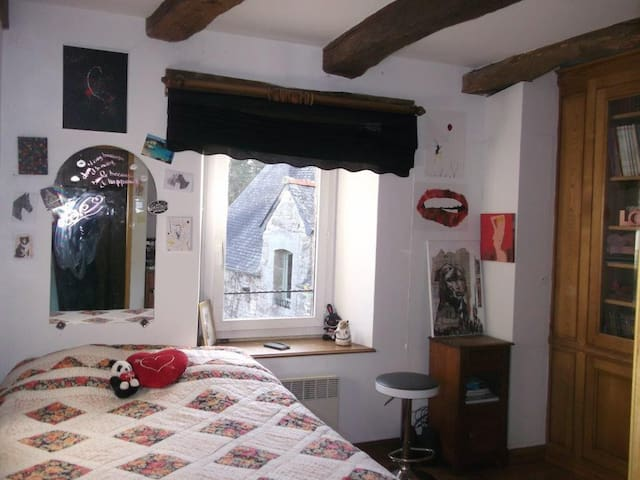 Breton Country Farmhouse single - Kerpert - Apartamento