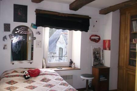 Breton Country Farmhouse single - Kerpert - Apartment