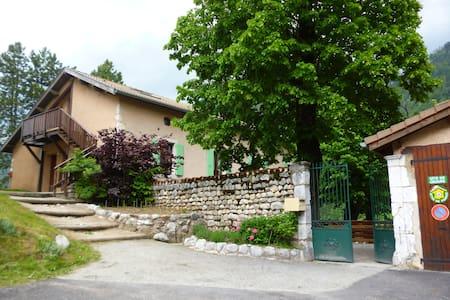 Gite 15 places en Vercors Drômois - Saint-Agnan-en-Vercors