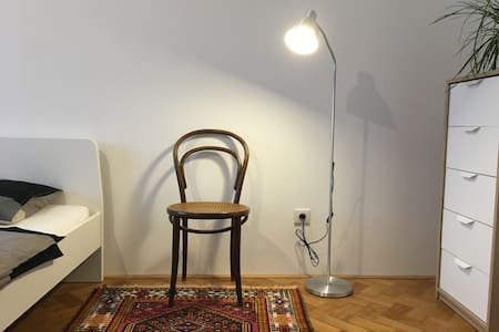 Great room, modern apartment, 100m vila Tugendhat!