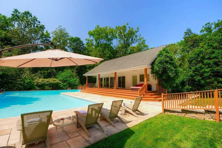 New!! Rhinebeck NY Guest House Pool/Spa/Gym