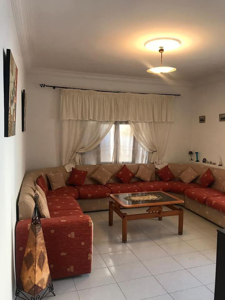 L'appartement idéal pour votre séjour à Martil.