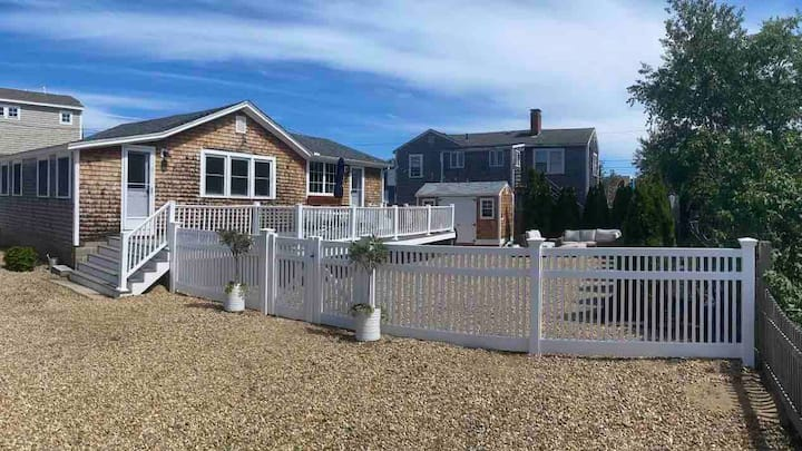 Lille Hüs: Completely renovated, Plum Island home