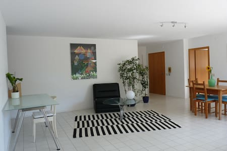 Apartment in Karlsruhe Grünwettersbach - Appartement