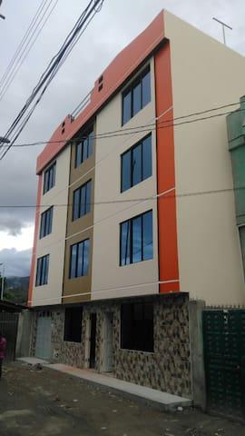 Apartamento Estudio Junto a la UTN - Ibarra - Serviced flat