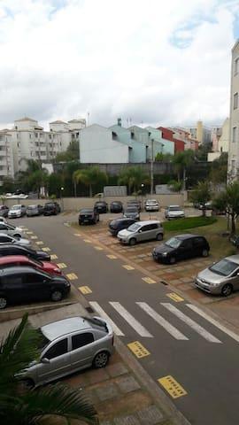 Apartamento Horto do Ipê - São Paulo - Byt