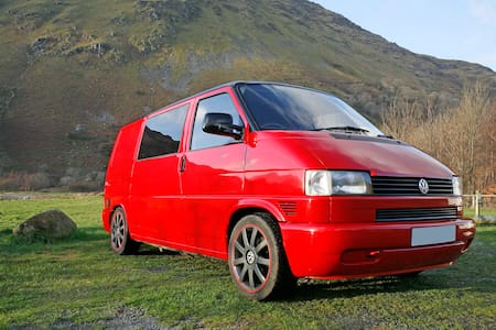 !NEW! VW T4 Camper Van for Adventuring!! - Beddgelert - รถบ้าน/รถ RV