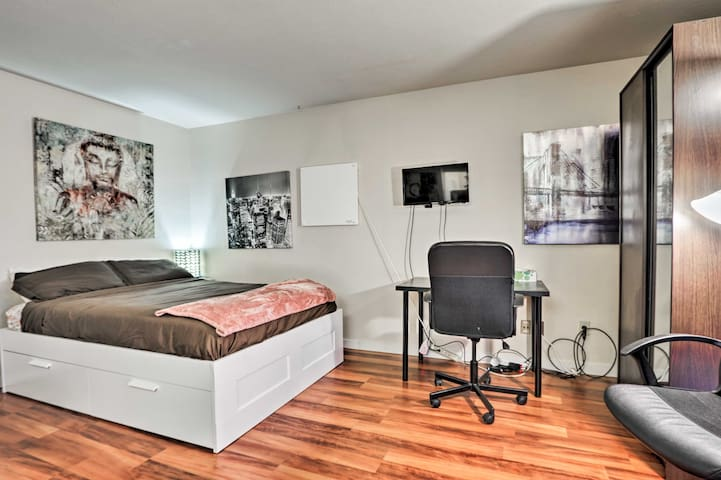 NEW! El Cerrito Studio, 0.5Mi Walk to BART Station