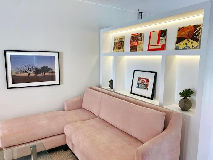 Open-Space Modern 1BR
