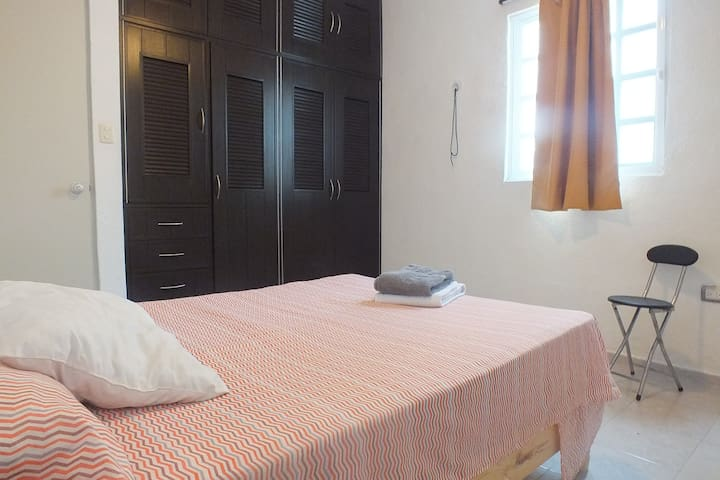 Cozy Room & Private Bathroom - Chetumal