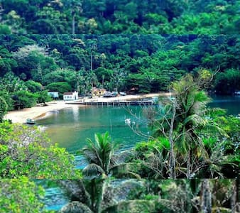 Ilha Grande praia da Longa, luxo é a natureza!