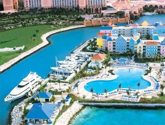 Harborside at Atlantis/Bahamas - Nassau - Villa
