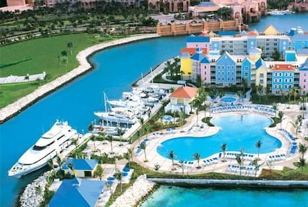 Harborside at Atlantis/Bahamas - Villa