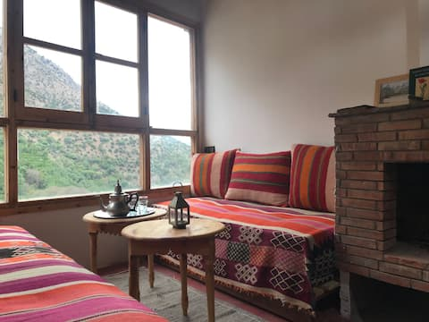 Three bed room: Amlougui House time to experience