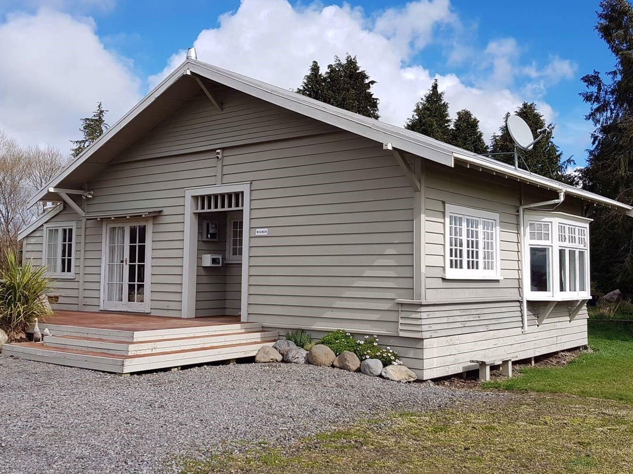 Dutton- family friendly home in Ohakune