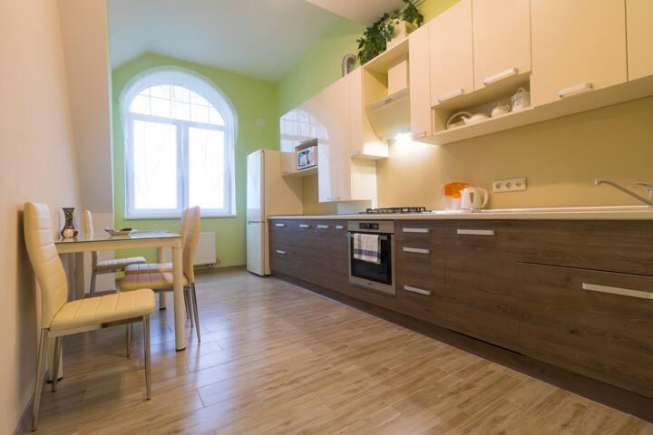 Apart39 в Гурьевске на Зелёной 22