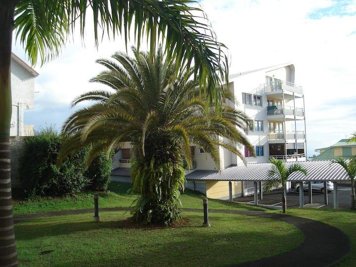 Cozy appartment, terrace, parking.