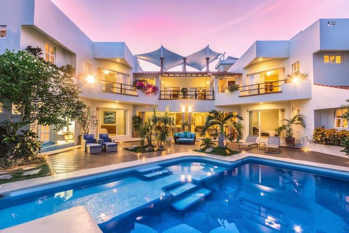 Magnífica Villa en Marina Chahué, Marina Soul!