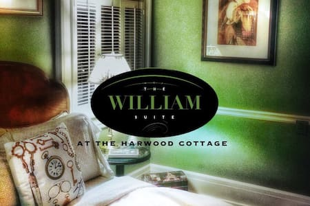 The Harwood Cottage William Suite - Macon - House