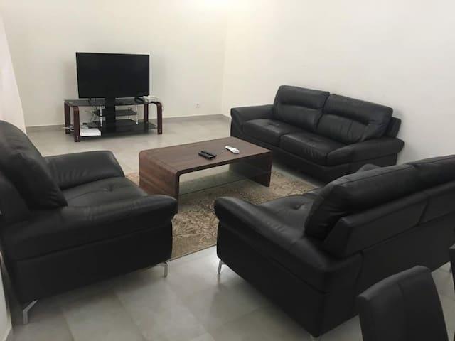 Appartement meublé à Ngor virage