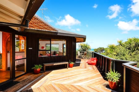 Stunning Location Close to Auckland - Bethells Beach