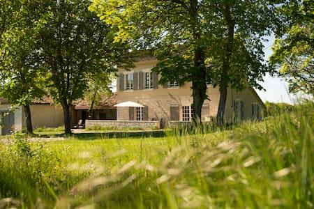 Farmhouse de Charme Quercy Blanc - Sauveterre