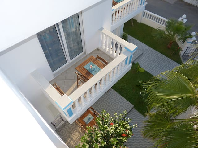 Apartments Blue&White, Whg V, OG - Kamisiana - Daire