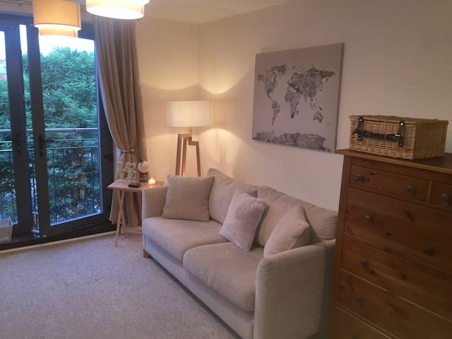 Lovely Double Room Near the River and Town Centre - Worcester - Appartement