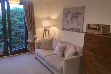 Lovely Double Room Near the River and Town Centre - Worcester - Lejlighed