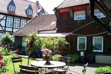 Goslar Stadt ruhige Lage, Garten, bis 10 Personen - 고슬라르