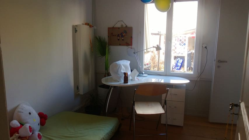 single room during fairs - Basilea - Bed & Breakfast