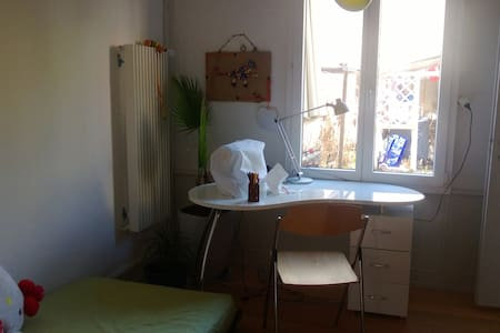 single room during fairs - Basel - Bed & Breakfast