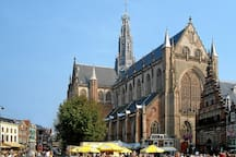 Haarlem only 20 minutes by bike
