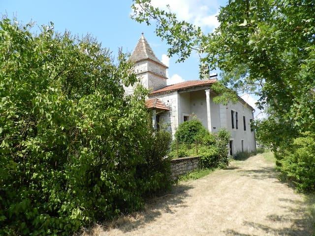 la maison de Foulzinoux - Pern - Rumah