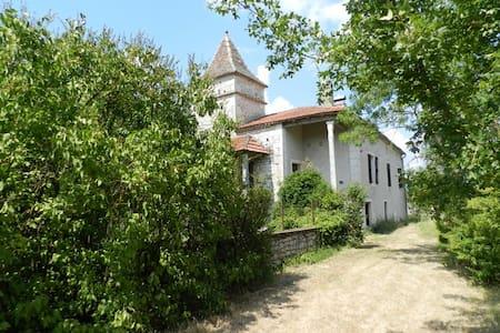la maison de Foulzinoux - Pern - Haus