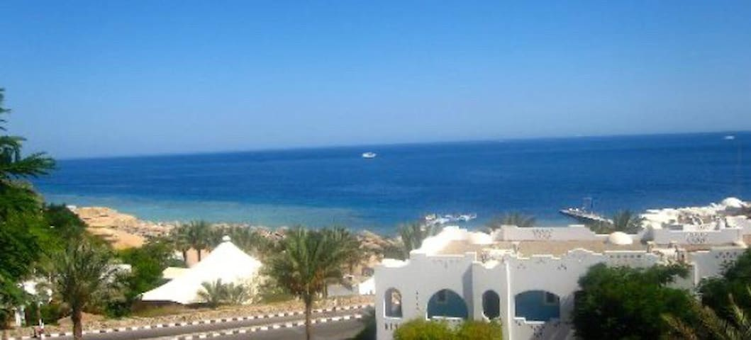 Cosy house in top resort a Sharm el Sheikh