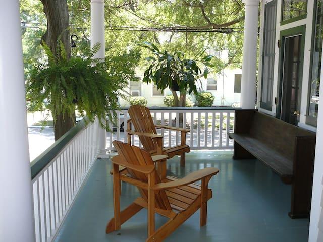"""Hotel Nicaragua"" in Boylan Heights - Raleigh - Bed & Breakfast"