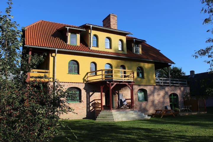 VillaLui FeWo für 4 Wolin/Usedom - Darzowice - Apartment
