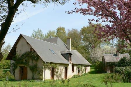 Ancien moulin à eau dans le Berry - Henrichemont