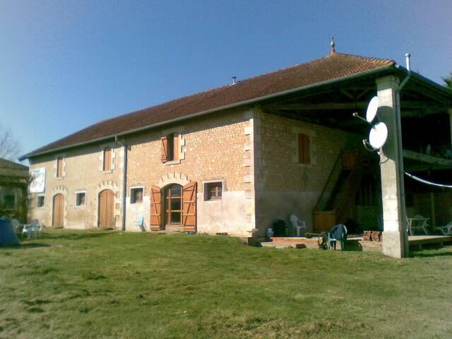 Luxury Barn Conversion - Courpignac - Ház