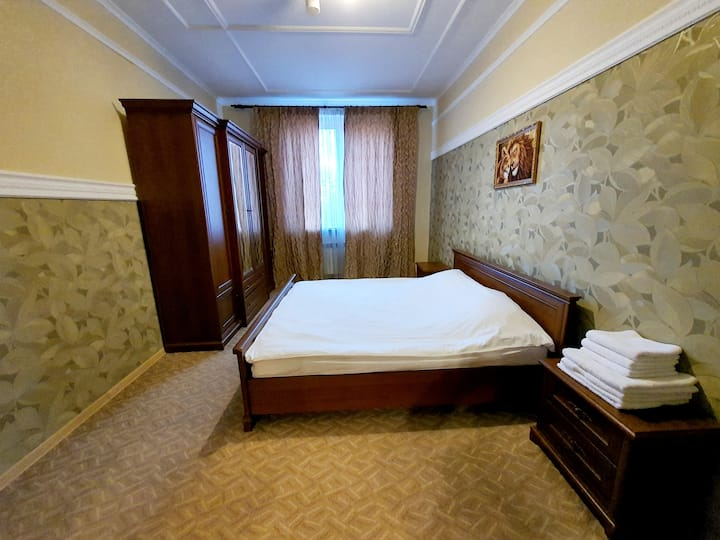 Apartment near the park in the center of Lutsk