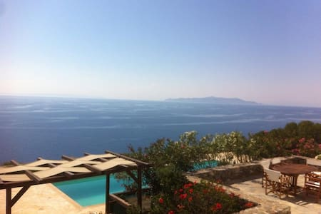 Villa - breathtaking seaview - Dani